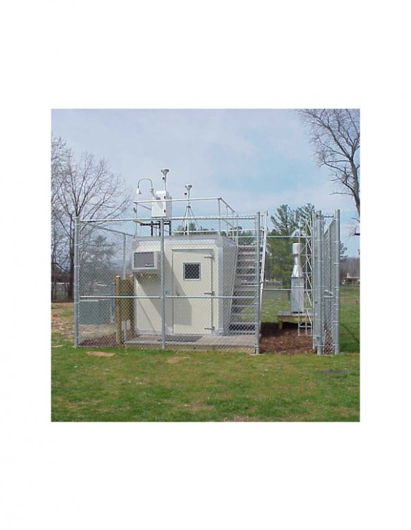 Стационарные посты экологического мониторинга атмосферного воздуха