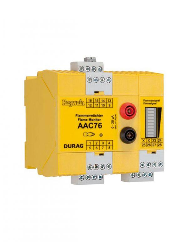 AAC 76 Ионизационный монитор пламени с аналоговым выходом
