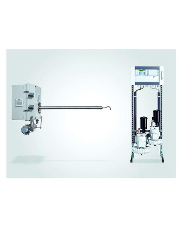 D-R 820 F Монитор концентрации пыли для влажных газов