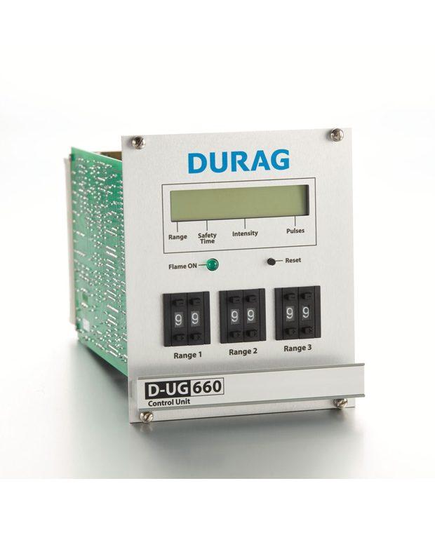D-UG 660 Блок управления датчиком пламени