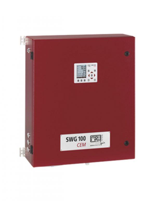 Модульная система мониторинга промышленных выбросов SWG 100 CEM