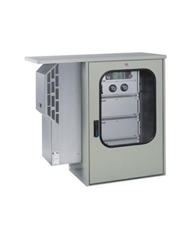 Модульная система мониторинга промышленных выбросов SWG 300-1