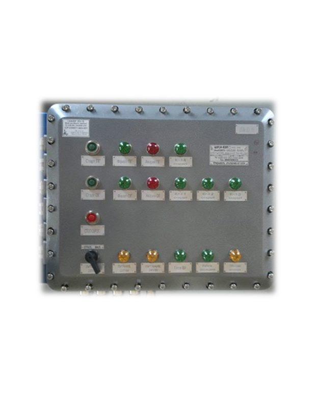 САФЛОР Системы автоматического розжига, контроля и защитного отключения горелочных устройств