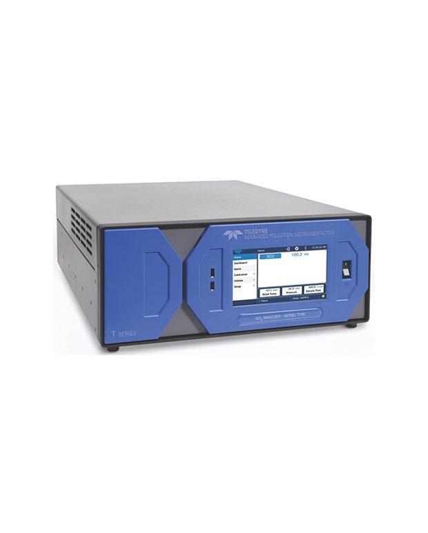УФ-флуоресцентный анализатор диоксида серы (SO2) Модель Т100